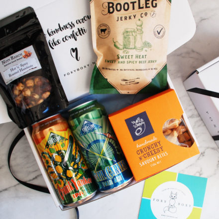 Beer & Nibbles Hamper