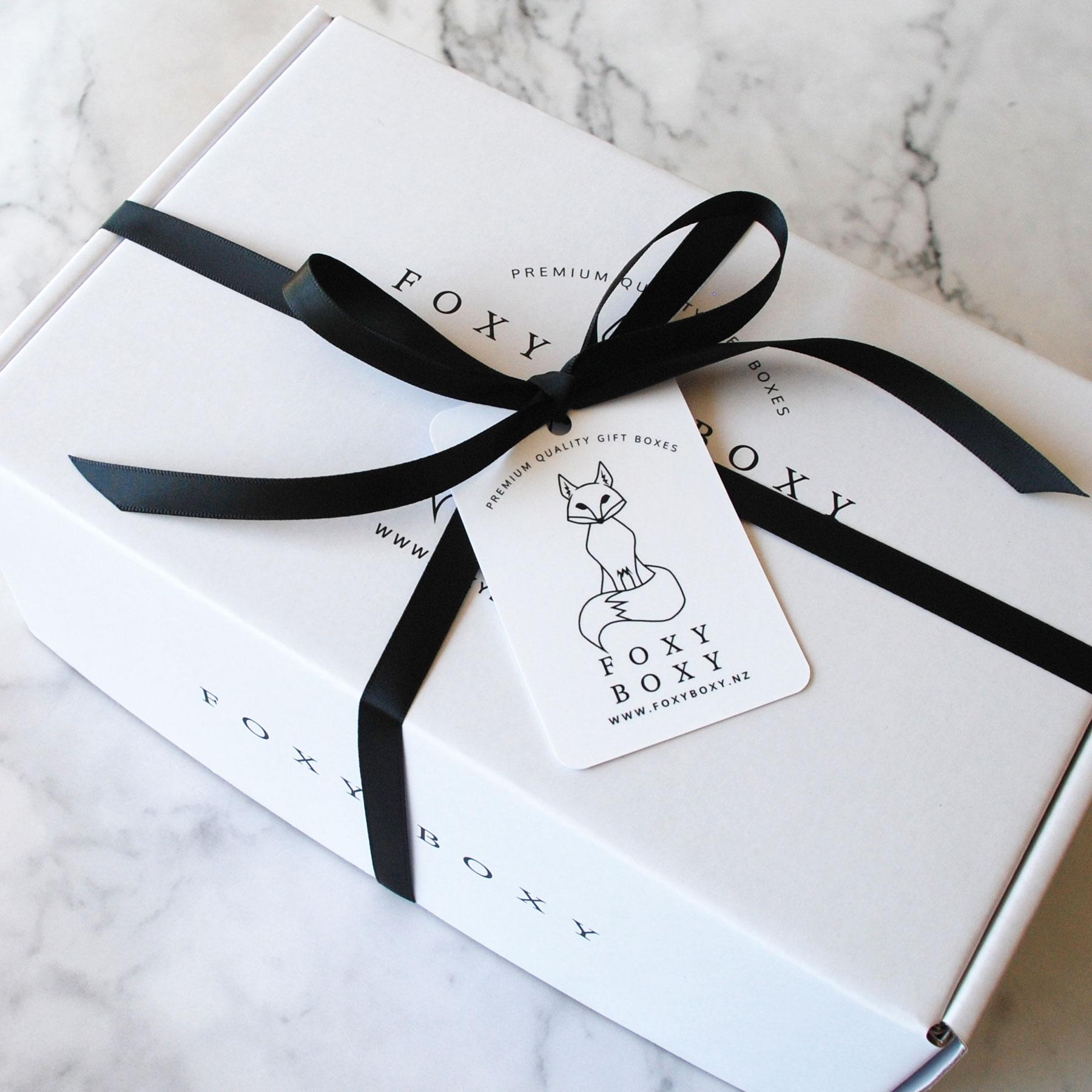 Sparkling Celebration Foxy Boxy Quality Nz Gift Boxes