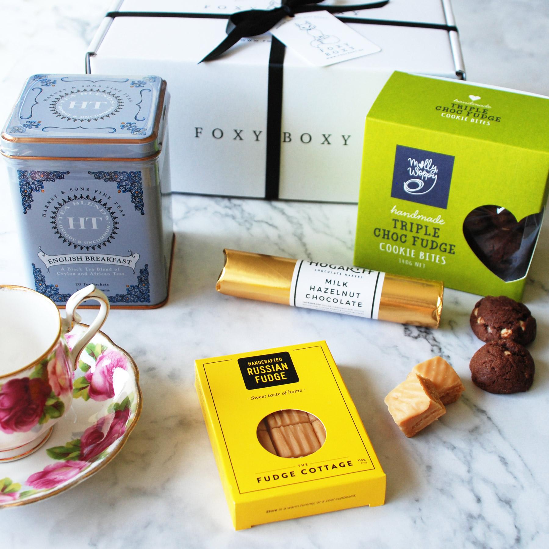 Tea, Cookies & Treats